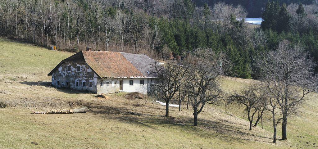 Planungsbüro Grassl Gebäude- und Geländeaufmaß denkmalgesch. Bauernhaus