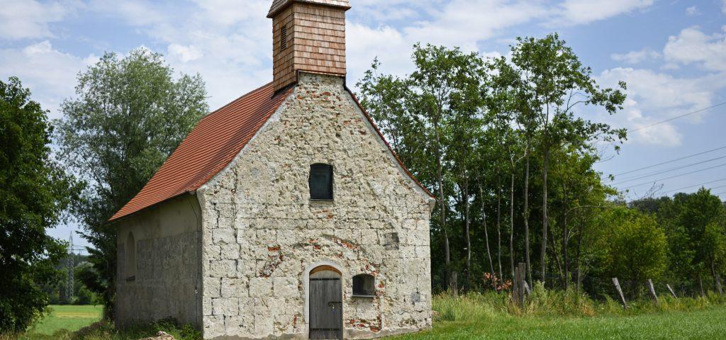 Planungsbüro Grassl Fassadenaufmaß romanische Kapelle – Alzgern